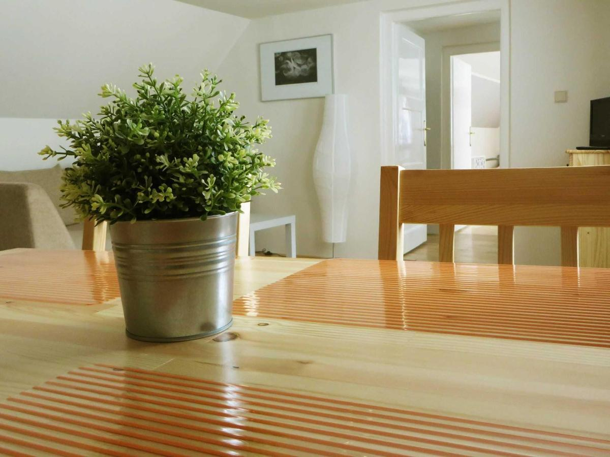 2 Bedroom Attic Apartment -dining table