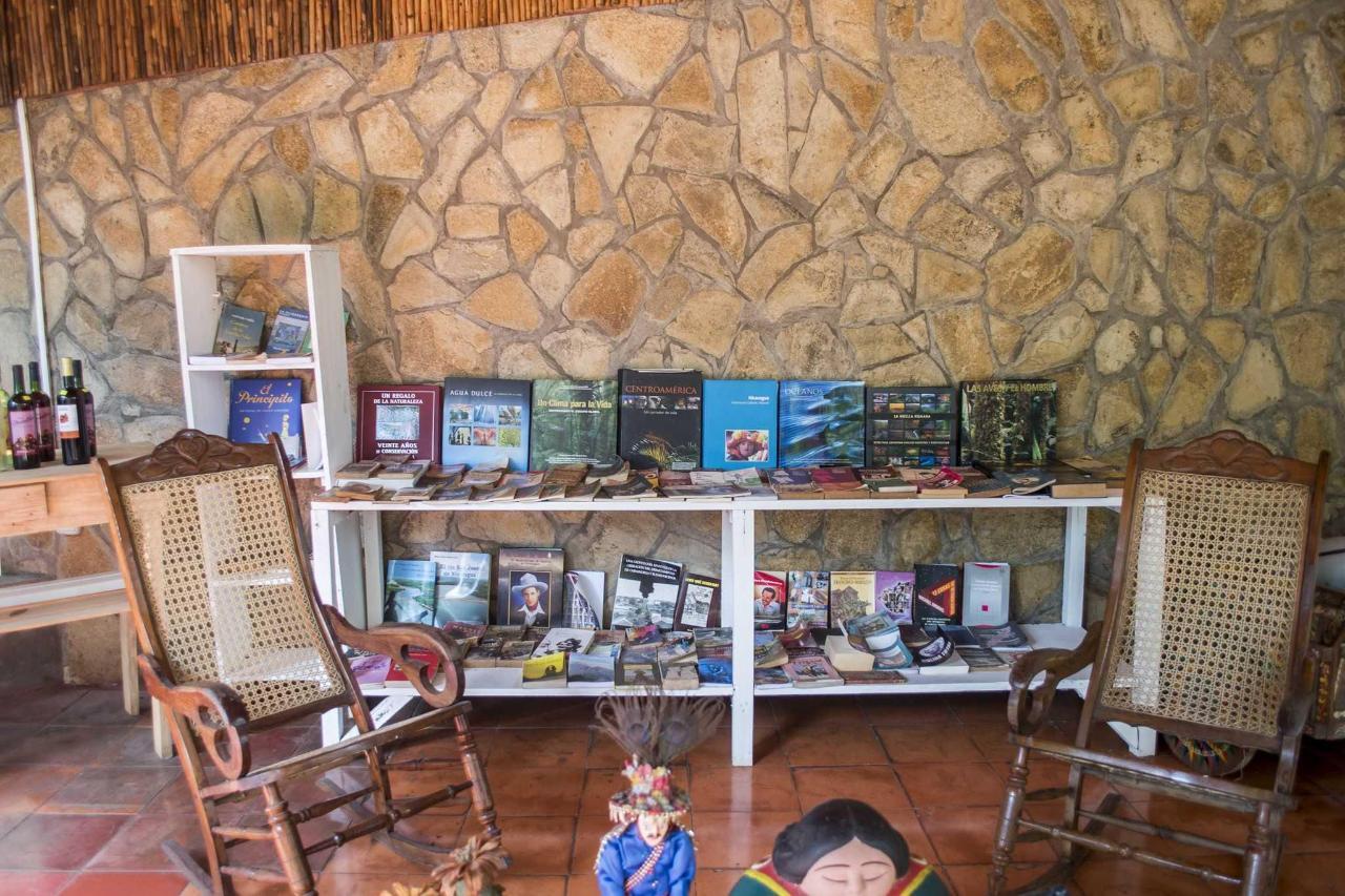 Property  Sala de lectura.