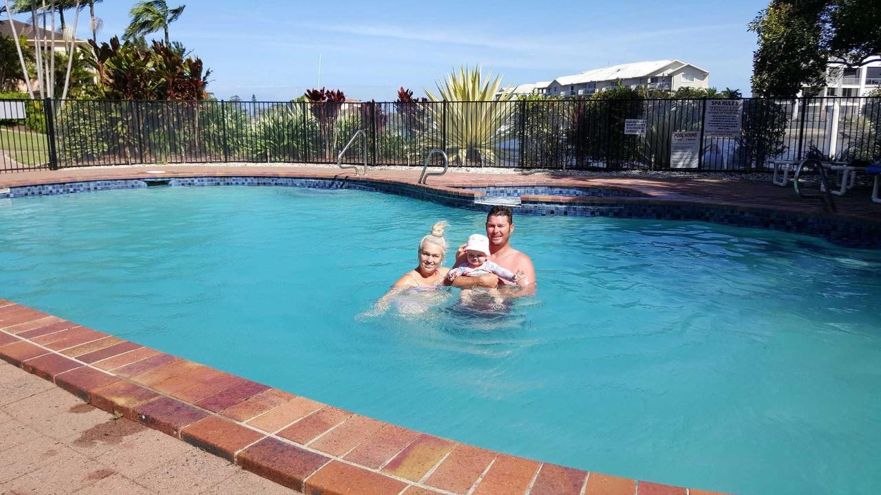 Pool, Gardens, BBQ