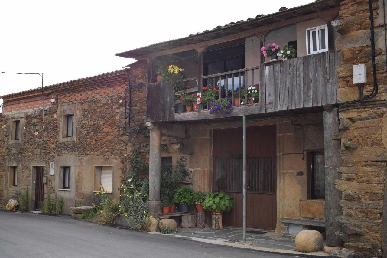 Casa tradicional en Nuez