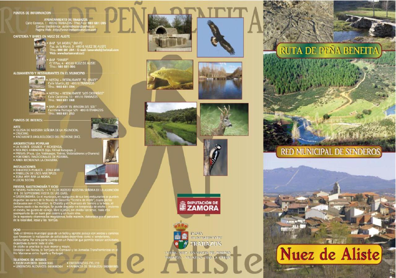 Ruta de senderismo Peña Beneita, en Nuez de Aliste