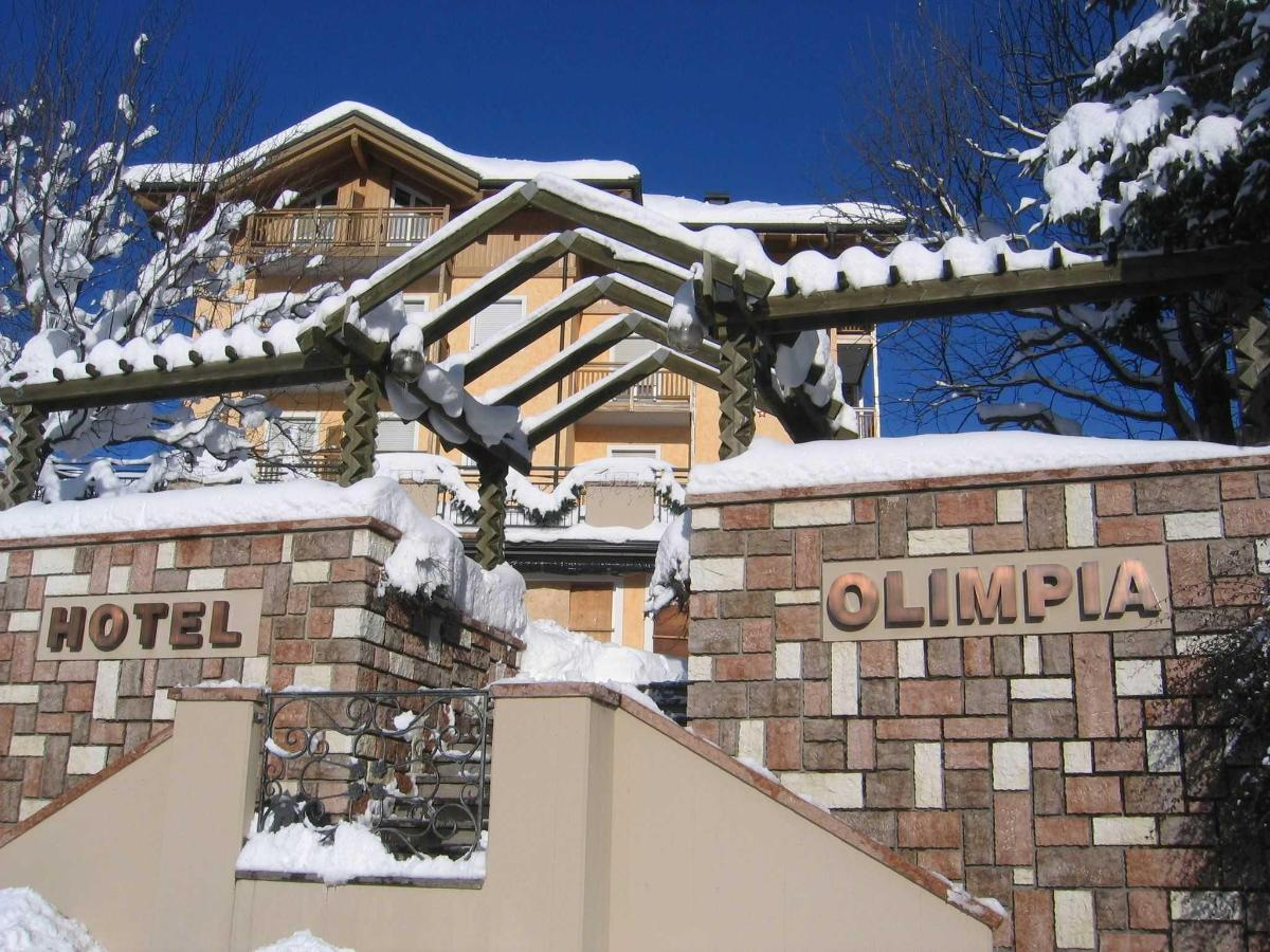 Dolomiti Hotel Olimpia, winter and snow, Andalo