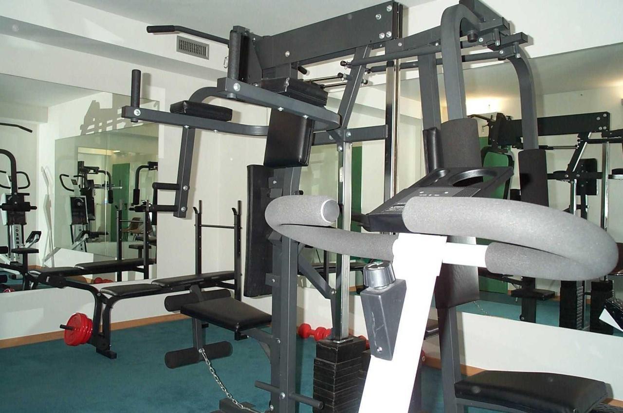 Dolomiti Hotel Olimpi, gym