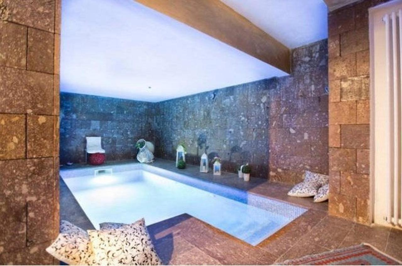 Suite con piscina privata