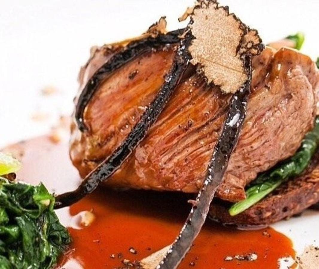 Chef Max Atzori story and Food Creation
