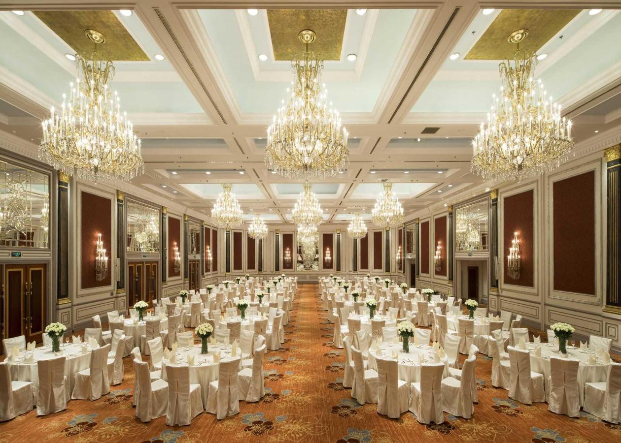 大宴会厅-圆桌式