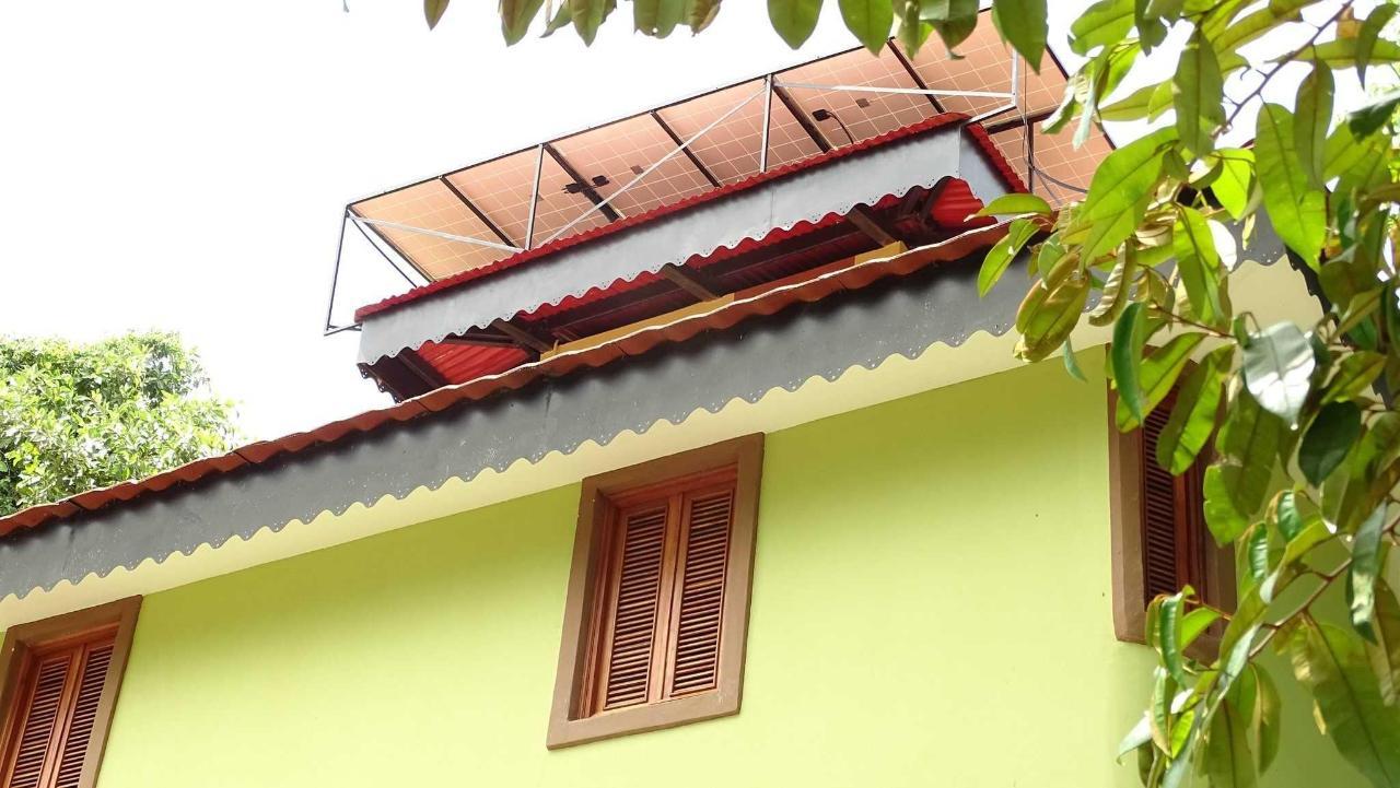 Solar panels installation for Casa Zopango & Zopango Island.