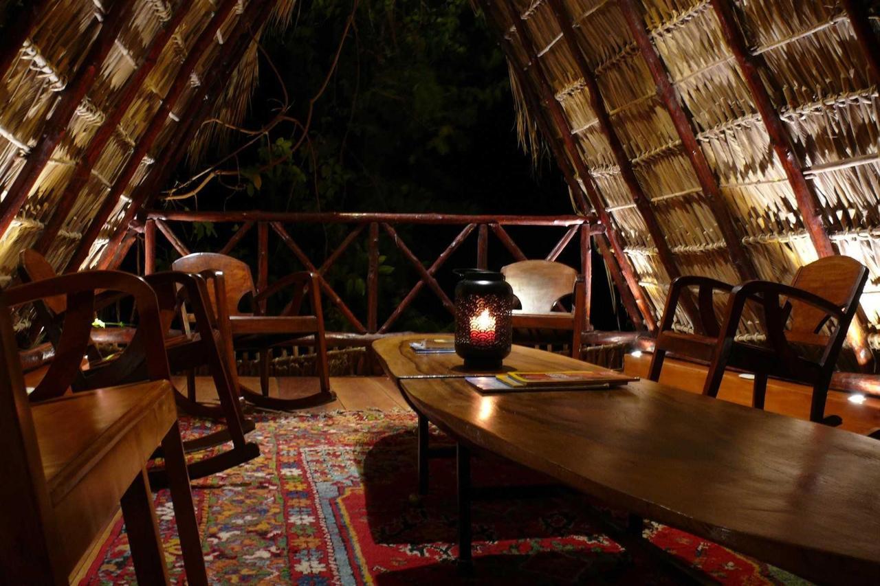 Zopango's lounge!