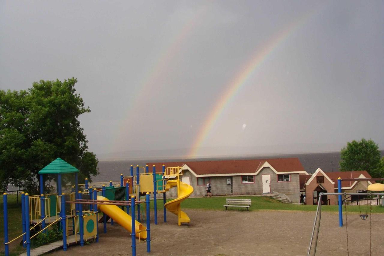 Parque para los niños