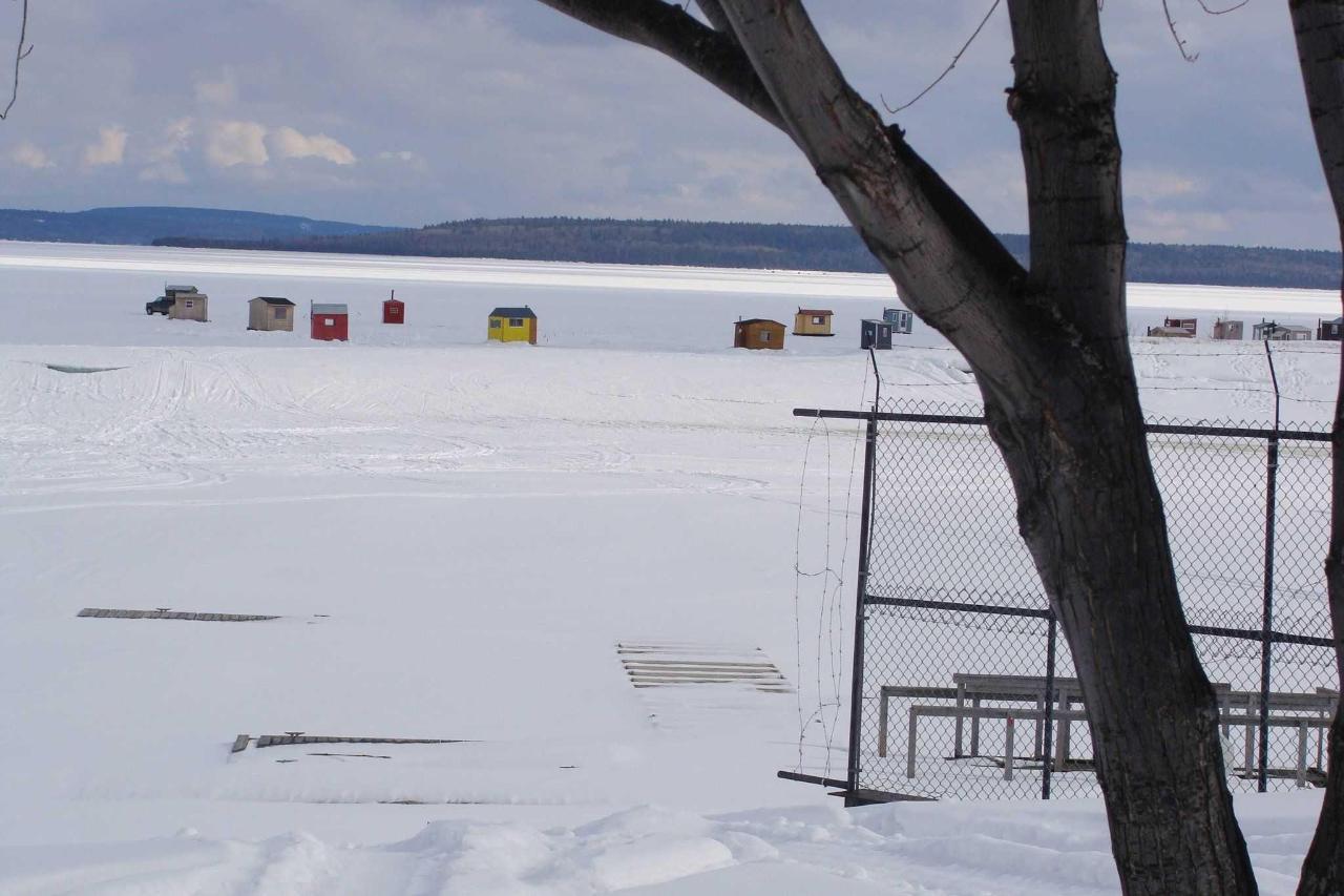 Pesca en hielo