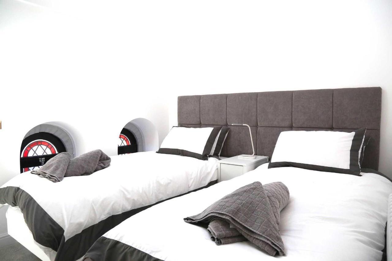 Attico con due camere da letto