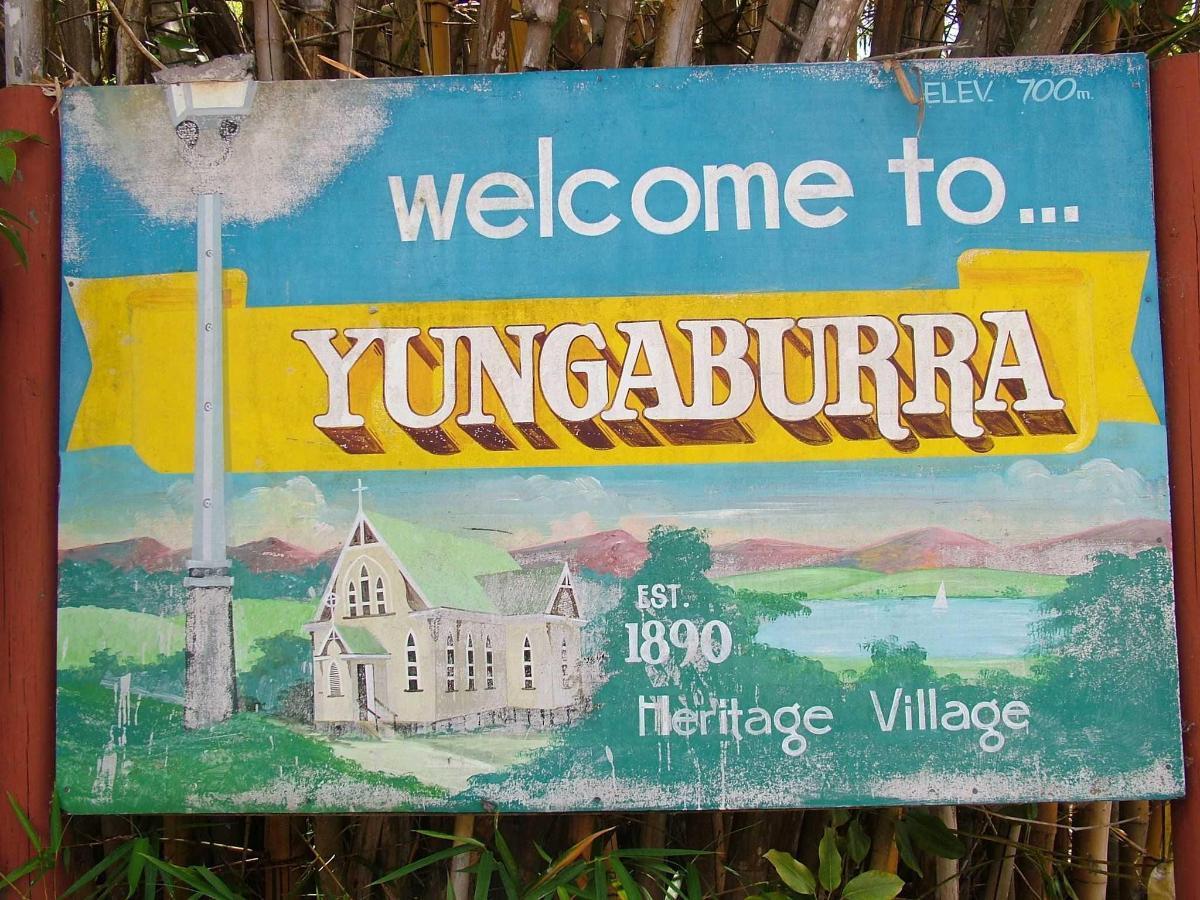 Historical Yungaburra