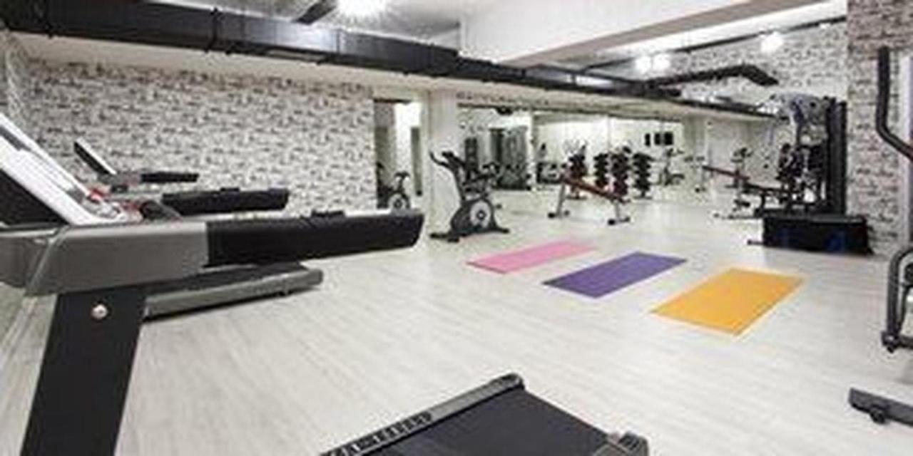 fitnes salonu