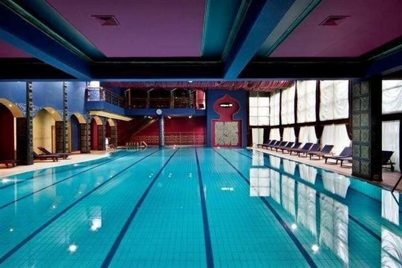 Our guests can benefit from free entrance to Victoria SPA swimming pool and saunas about 500 meters