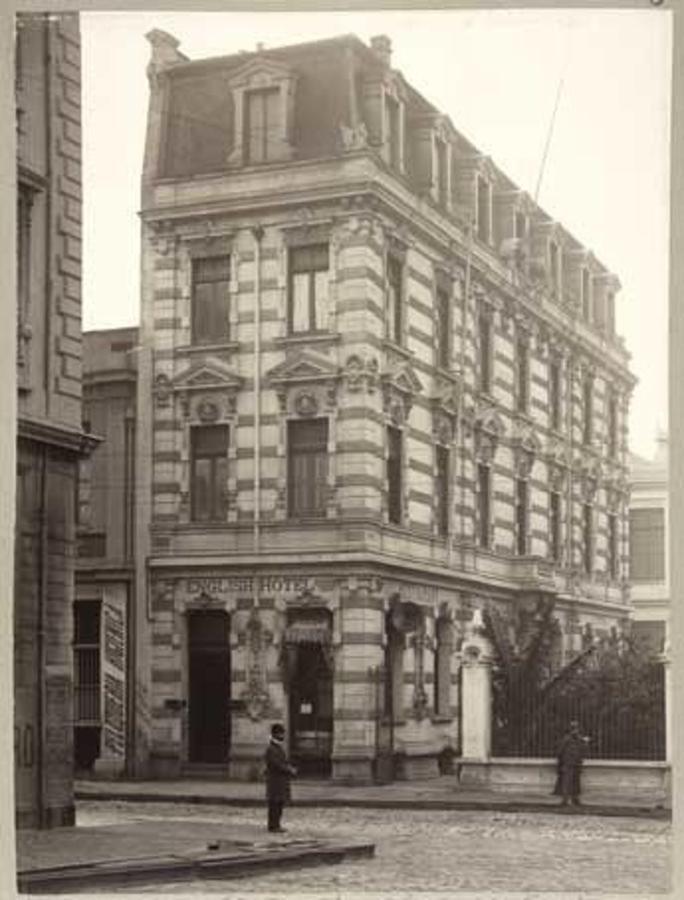 Hotel Reina Victoria 1900