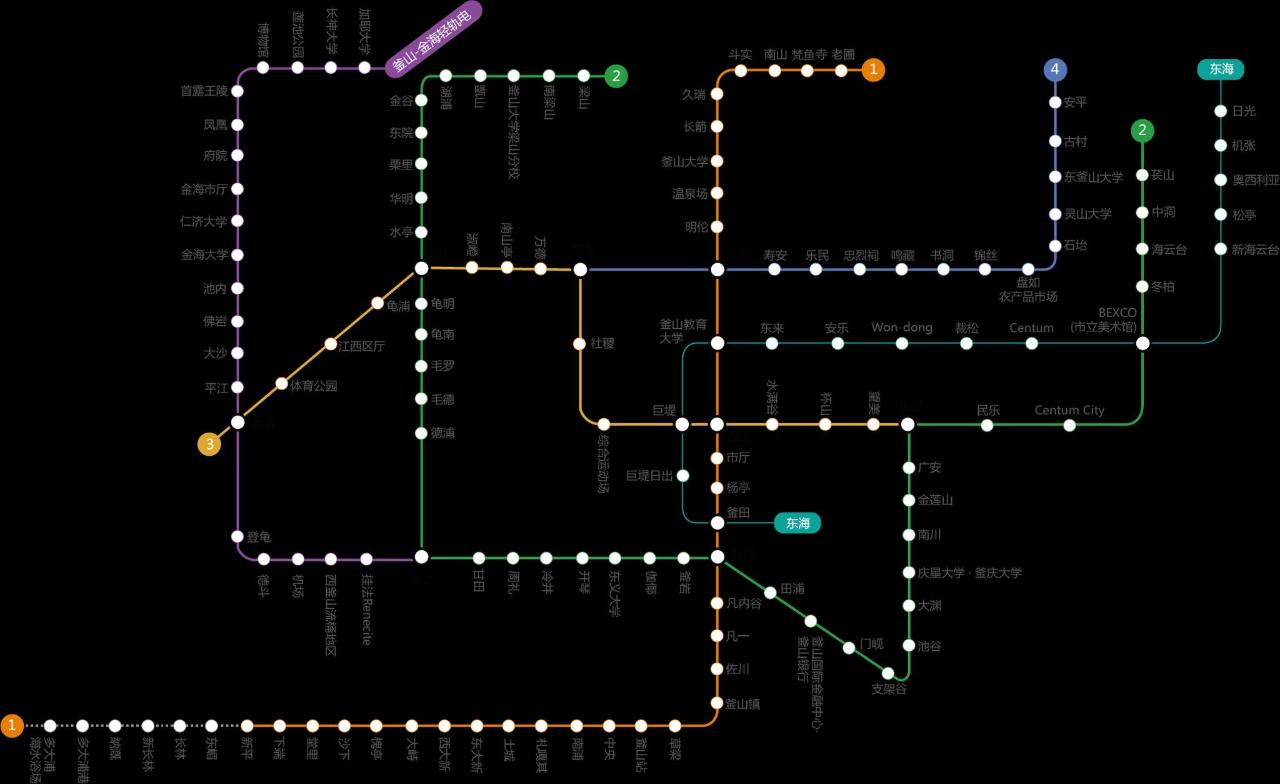 Busan Metro Map Chinese.png