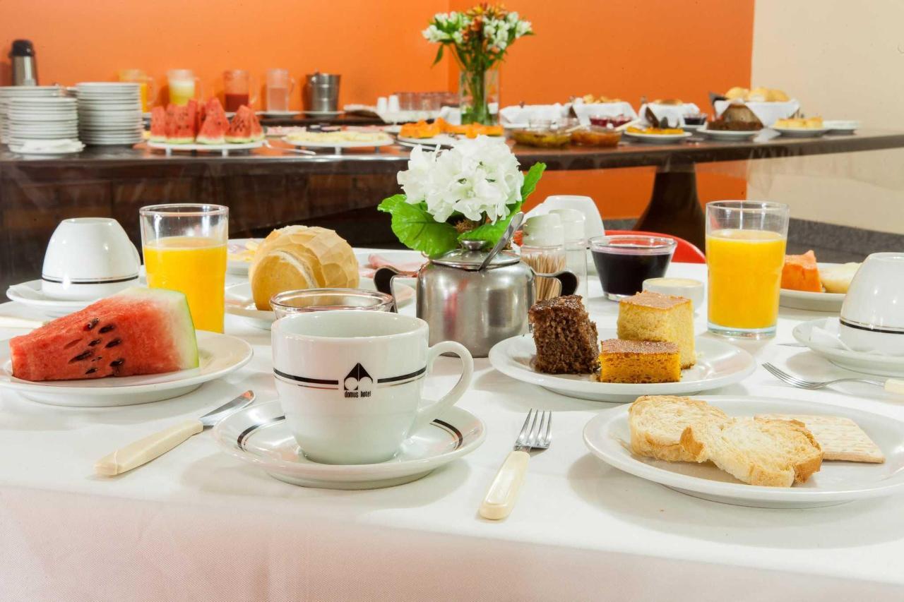 Desayuno 2 Domus Hotel, Sao Paulo - SP, Brasil.JPG