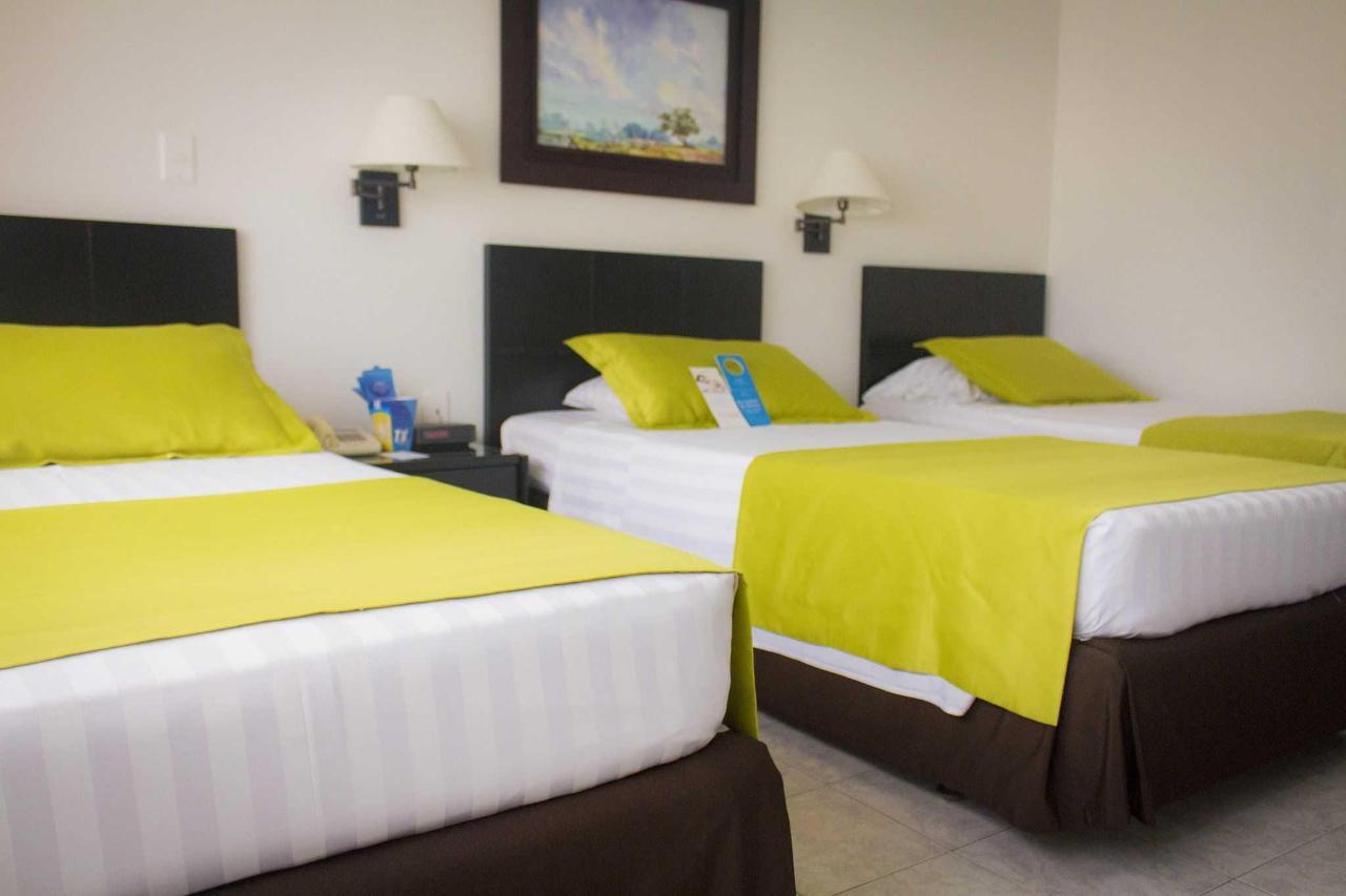 Habitación ejecutiva 3 camas