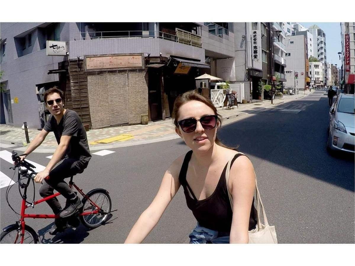 出租自行车