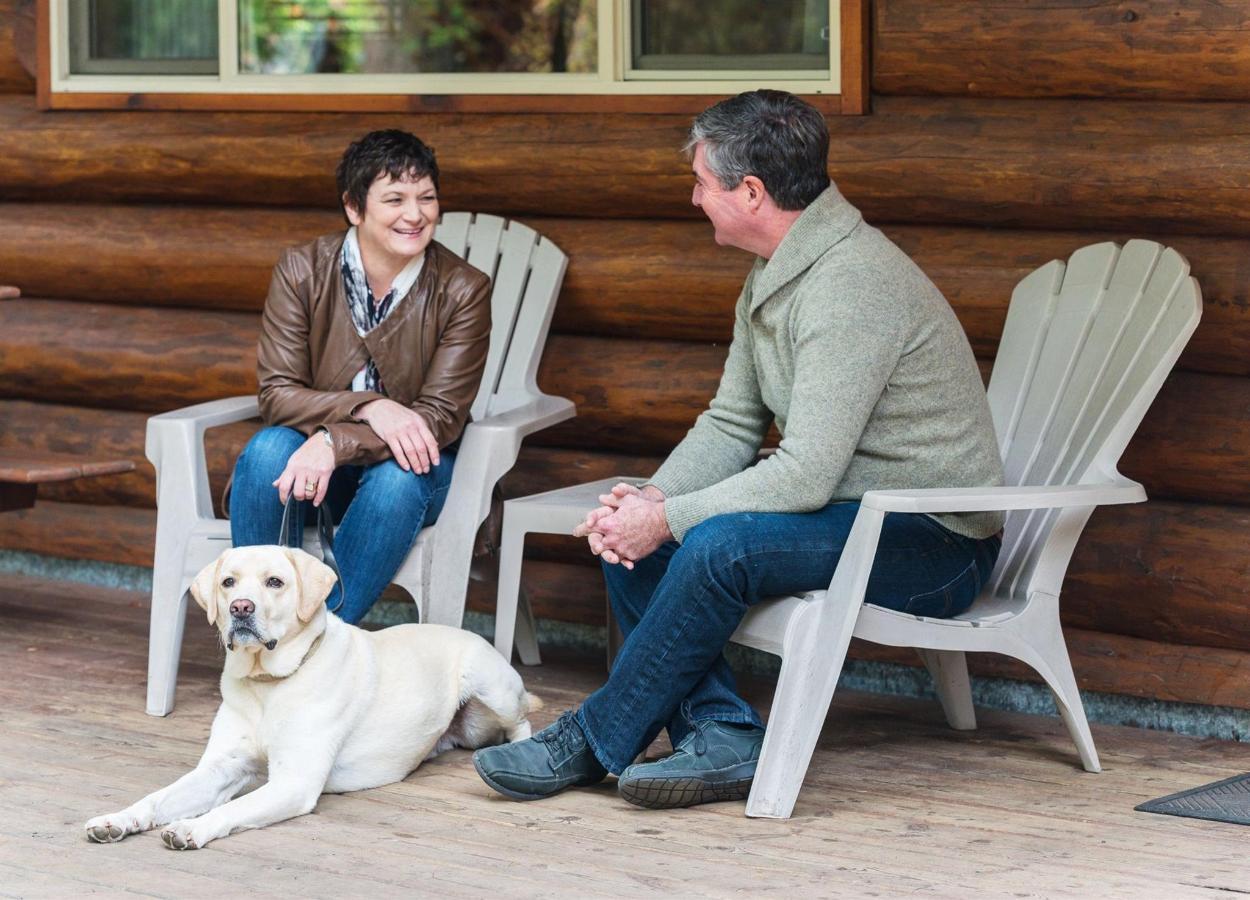 Tigh-Na-Mara Pet Friendly Cabin
