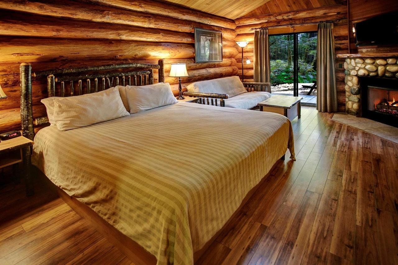 Tigh-Na-Mara Seaside Spa Resort Duplex Cottage Studio