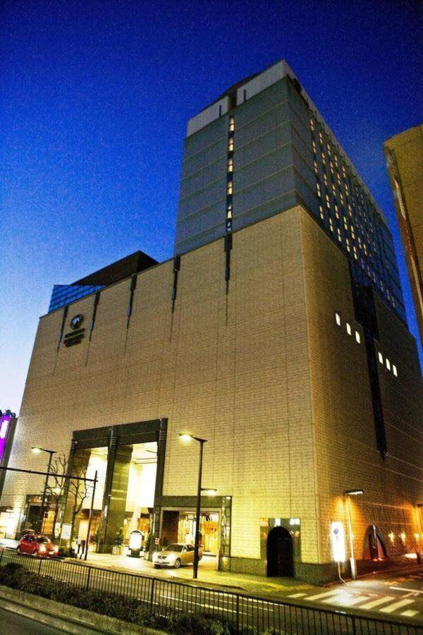 Khách sạn Utsunomiya TobuGrande.jpg