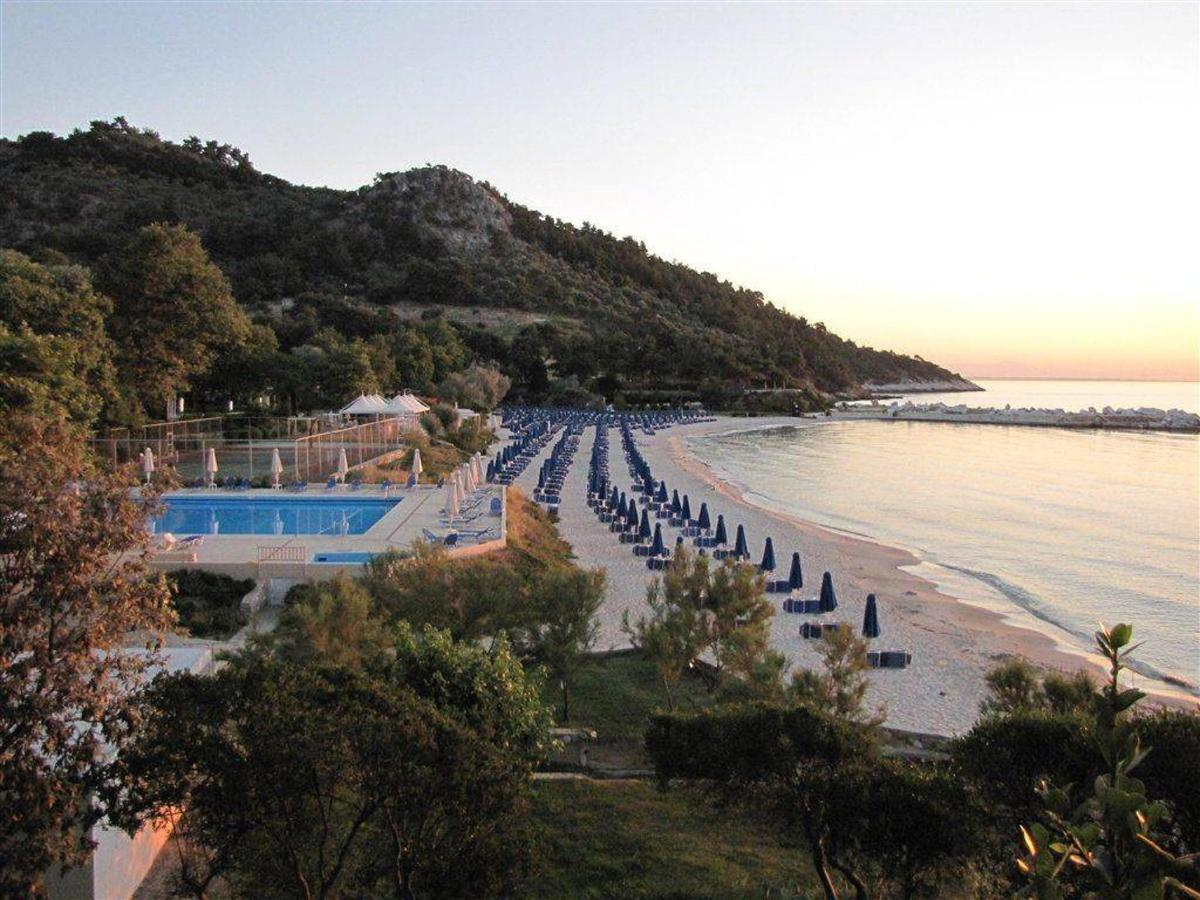 Makryammos Bungalows, Thassos, Greece
