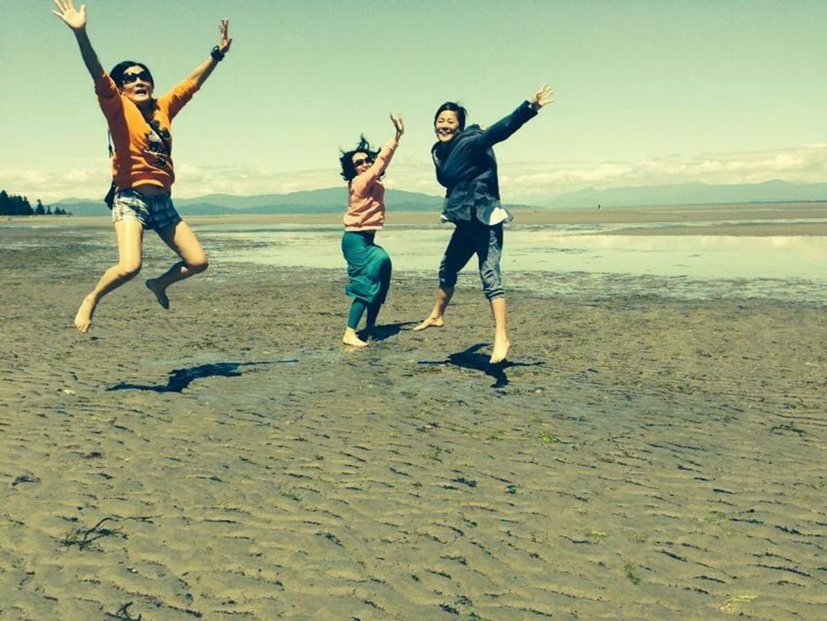 Tigh-Na-Mara Seaside Spa Resort Beach Play Family