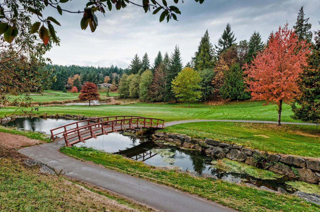 Vancouver Island  Fairwinds Golf