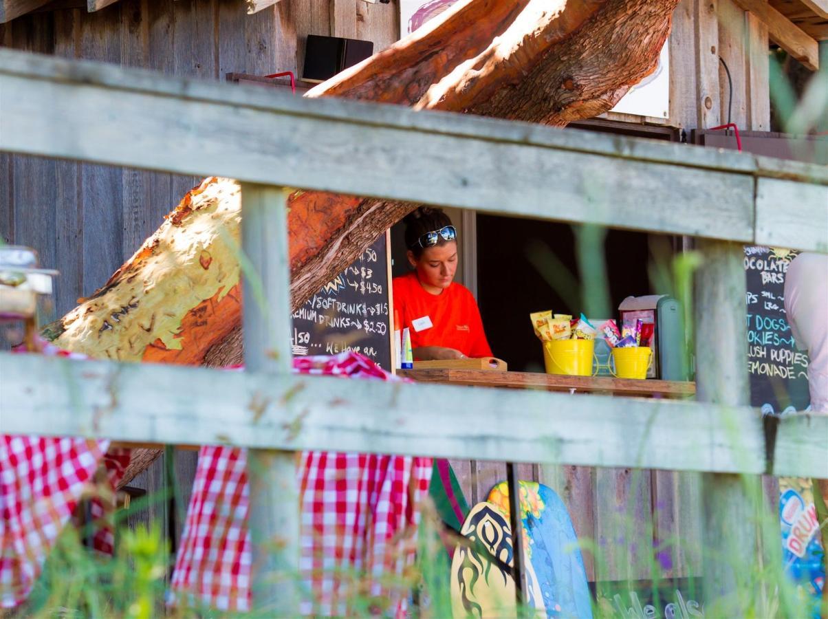 Tigh-Na-Mara Seaside Spa Resort Snack Shack Recreation