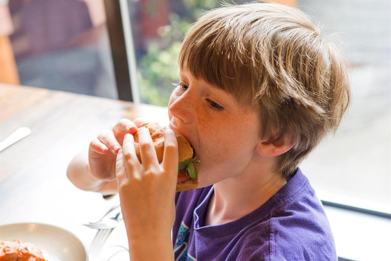 Tigh-Na-Mara Cedars Restaurant Kids Menu Family Friendly