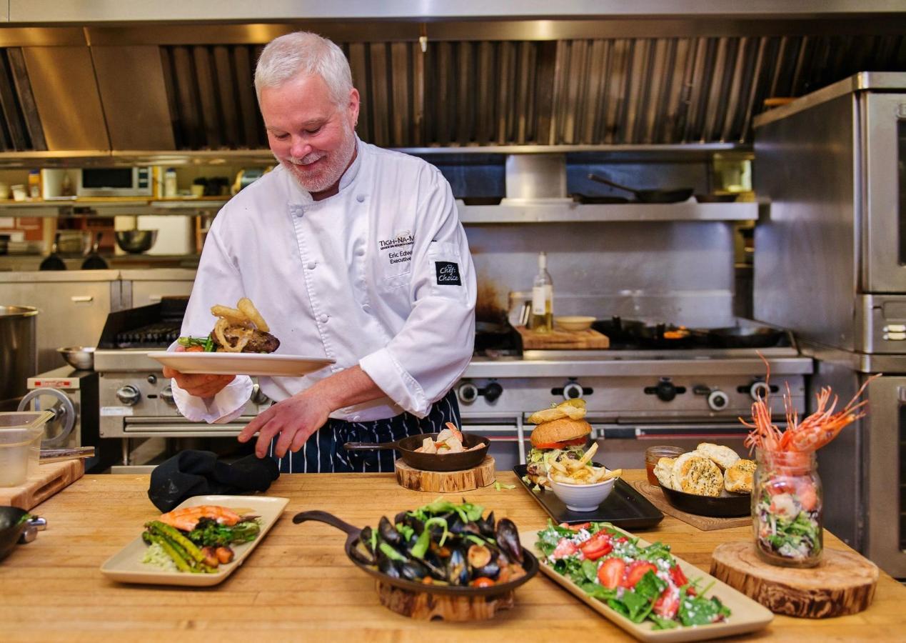 Tigh-Na-Mara Cedars Restaurant Chef