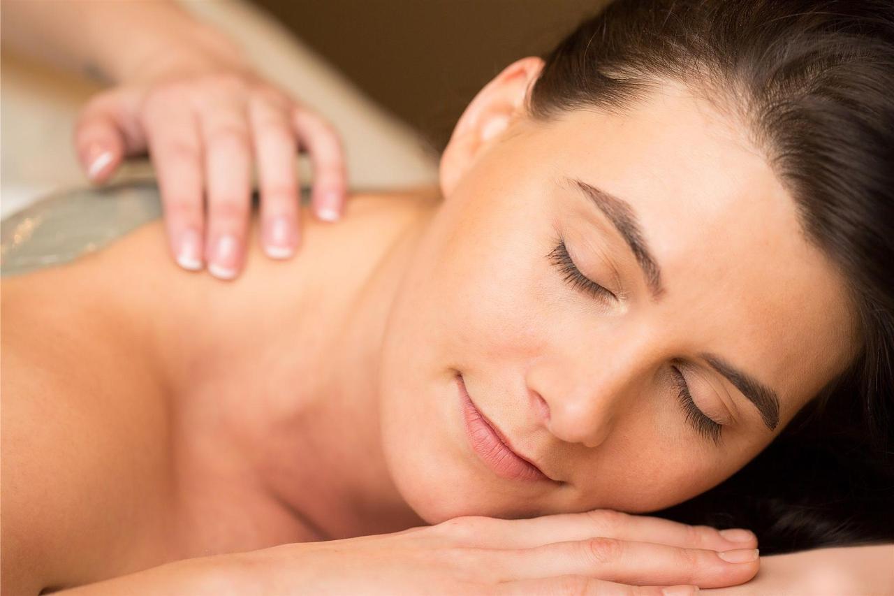 Tigh-Na-Mara Grotto Spa Massage