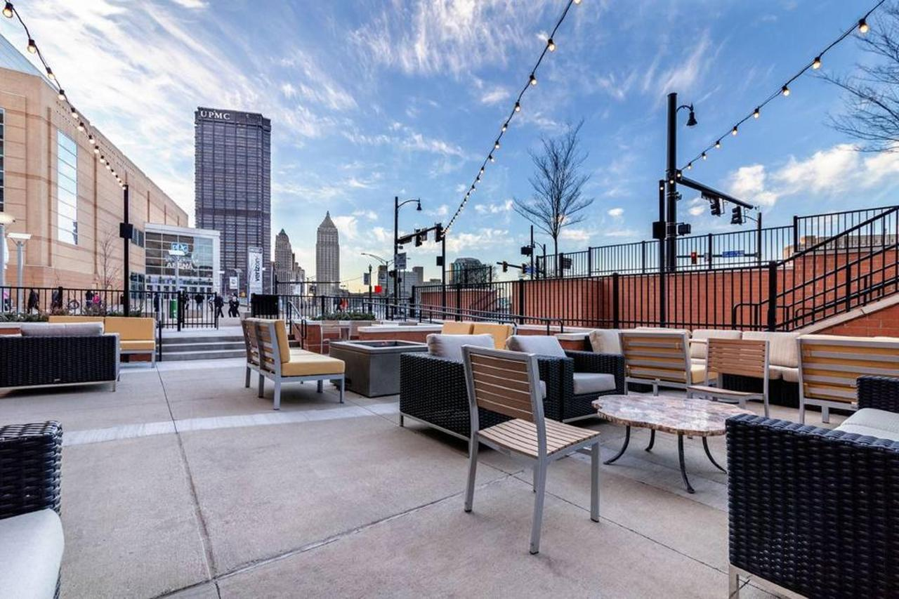 SHARE patio - PPG Arena