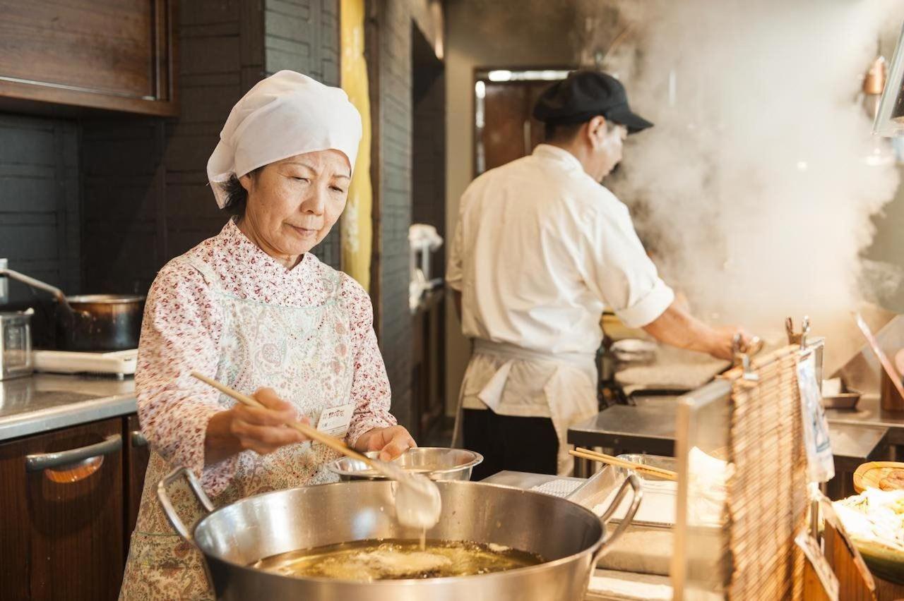 Restaurant Kenko Kazoku Oen Restaurant Shokusaikenbi No no Budo