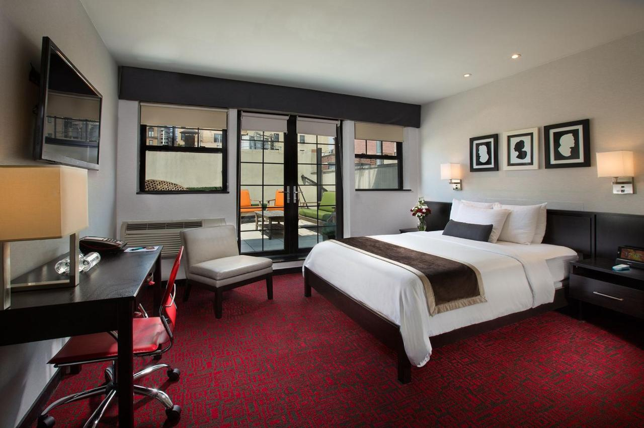 GEM HOTEL CHELSEA NEW YORK- PENTHOUSE