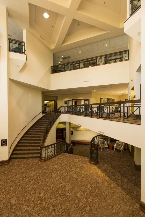 Bemis Conference Center Lobby
