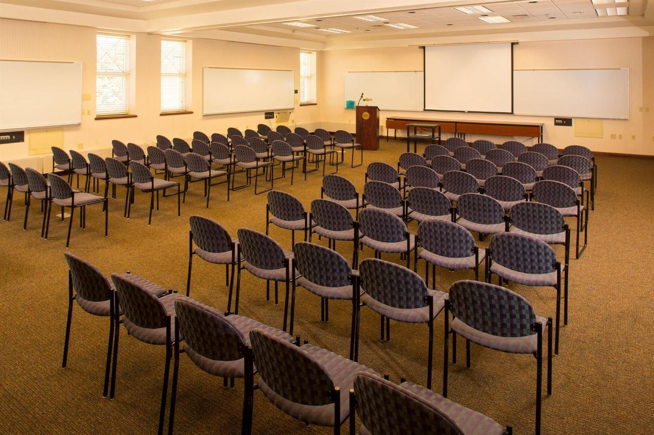 Bemis Conference Center Meeting Rooms