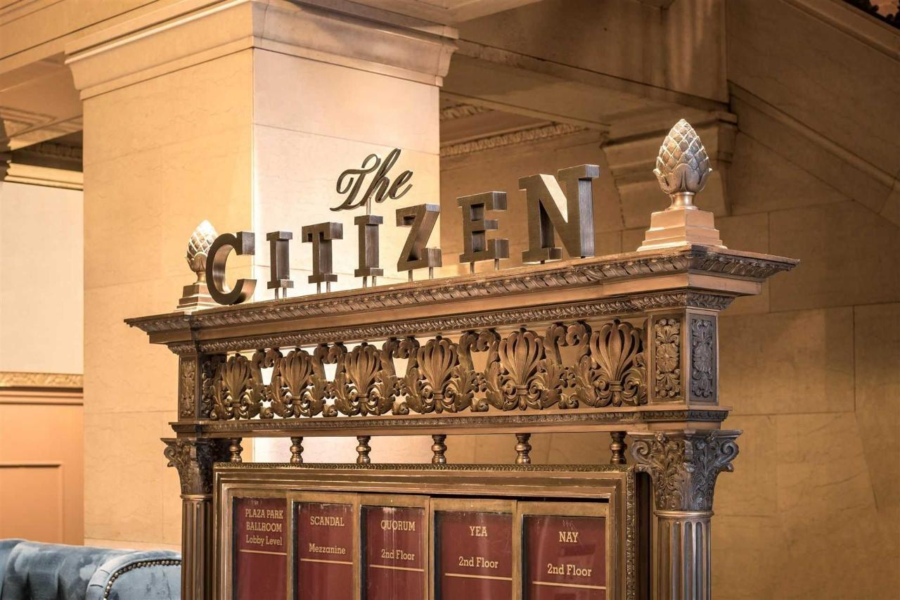 The Citizen Lobby Details