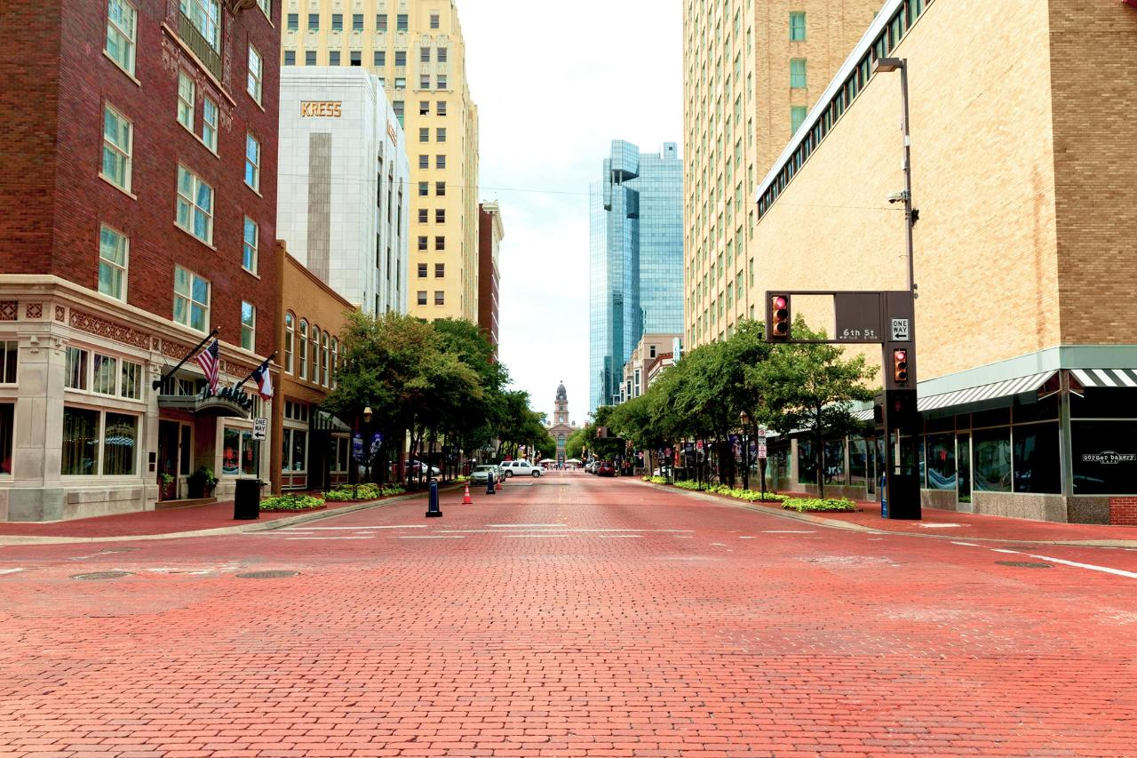 The Ashton in Downtown Fort Worth