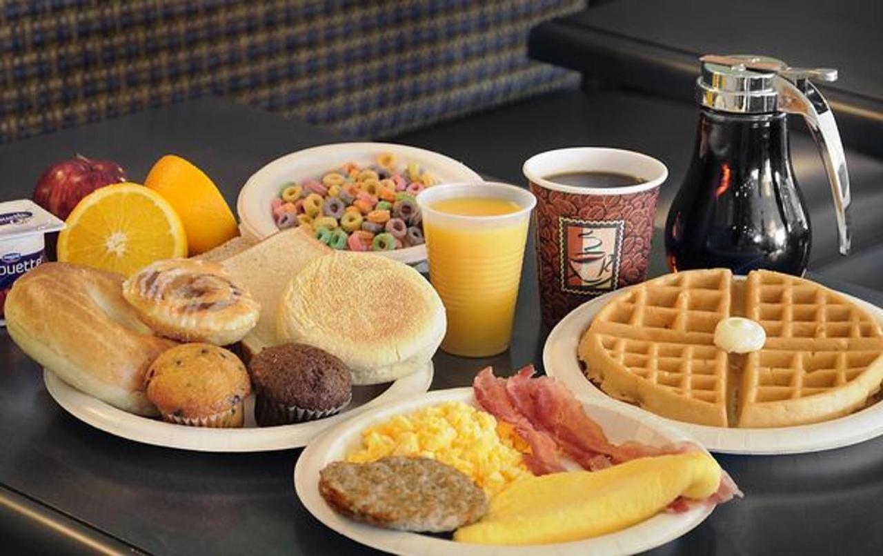 Full Hot Breakfast | Comfort Inn Belleville | Belleville | Ontario | Canada.jpg
