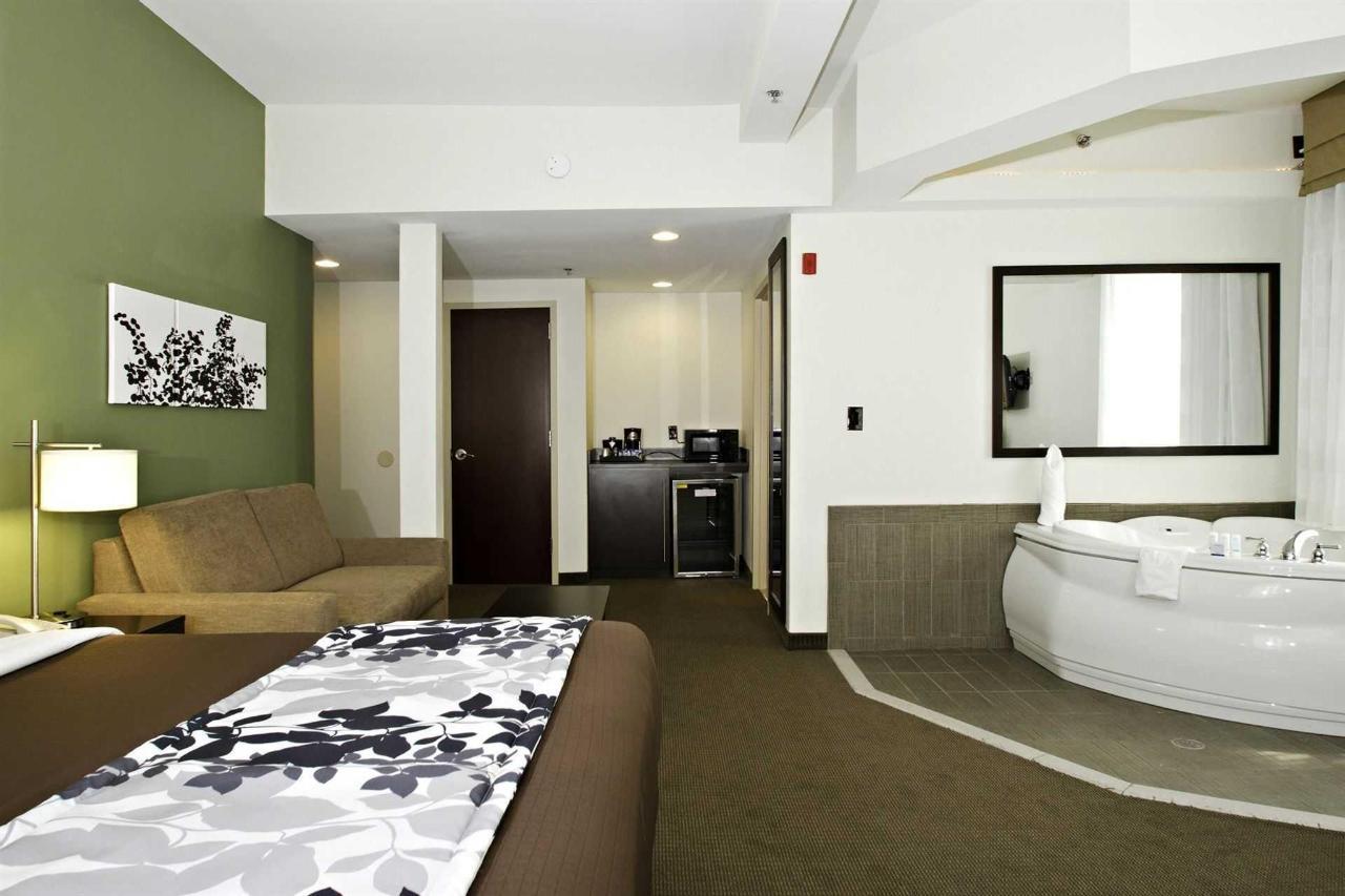photos sleep inn suites downtown inner harbor. Black Bedroom Furniture Sets. Home Design Ideas