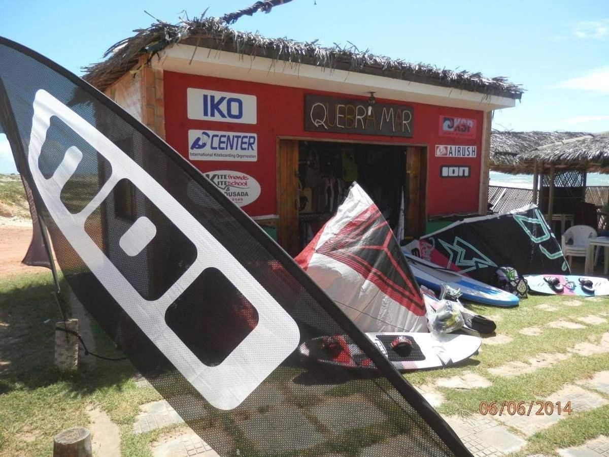 Pousada Paracuru Kitefriends Lux