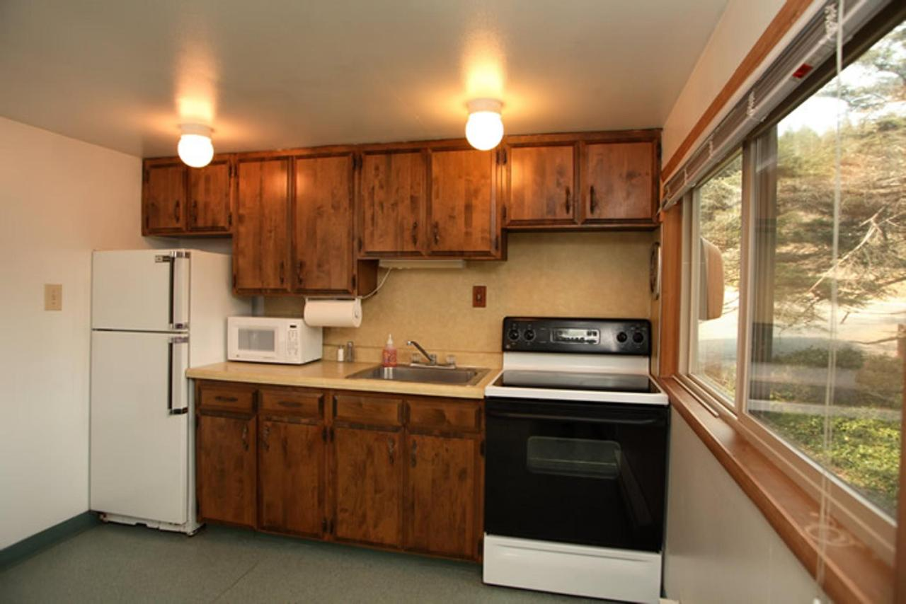 Cabin 1 Kitchen