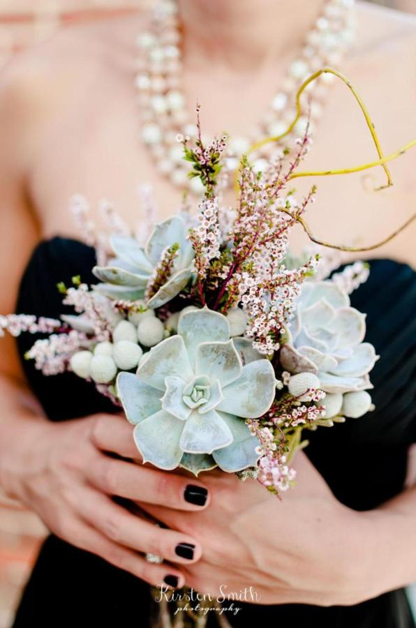 Admiral Fell Inn Close Up Bridesmaid Bouquet Detail Shot by Kirsten Smith Photography.jpg