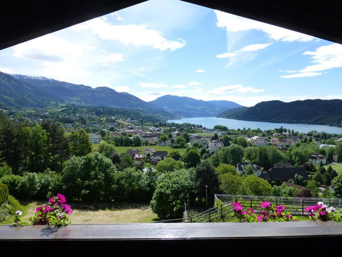 Pension Paßler Blick vom Balkon.JPG