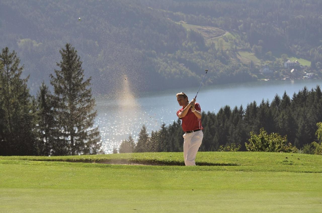 Abschlag mit Golfblick - (C) Golfanlage Millstätter See.jpg