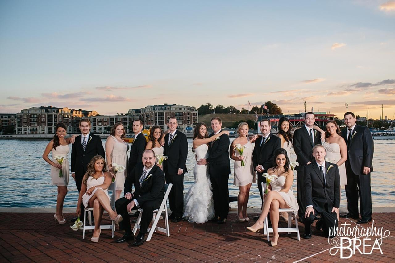 Pier 5 Hotel Bridal Party Wedding Shot 2 by Photography by Brea.jpg