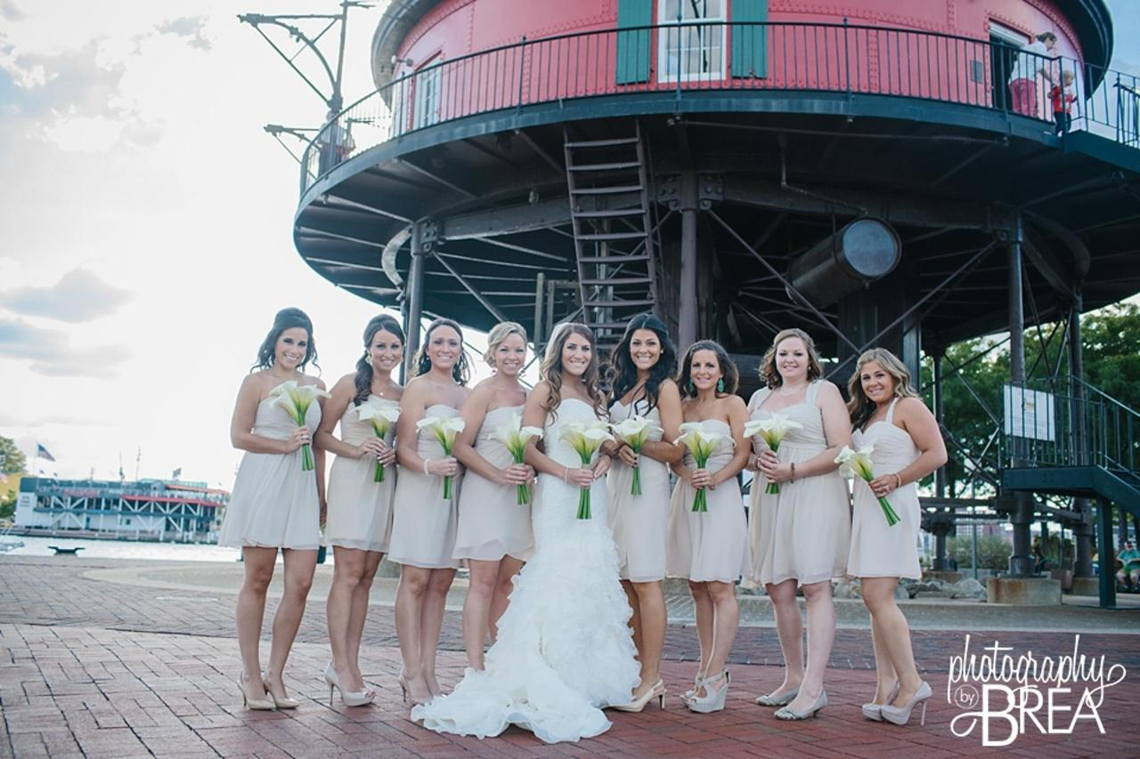 Pier 5 Hotel Bride and Bridemaids Captured by Photography by Brea.jpg