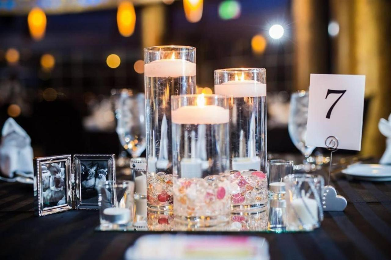Pier 5 Hotel Centerpiece Wedding Shot by Photography by Brea.jpg